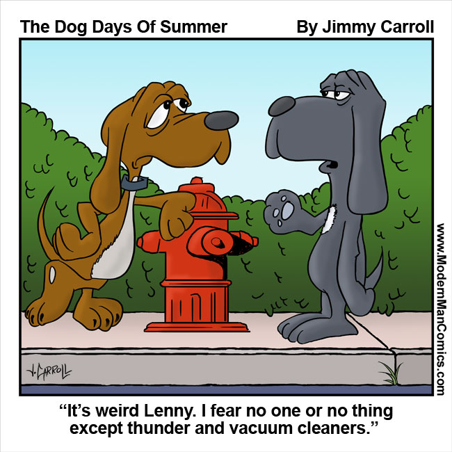 Dog Days By Jimmy Carroll