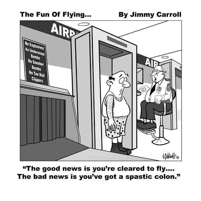 Jimmy Carroll Fun Of Flying