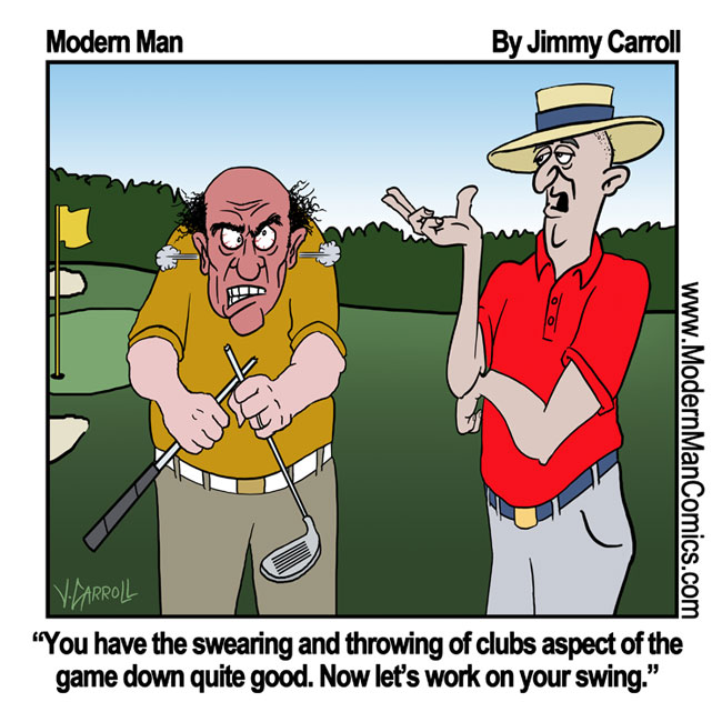 Golf Lessons Jimmy Carroll